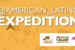 Proud to be an American Latino Expedition 2013 winner