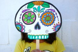 Free Day of the Dead Printable + eBook