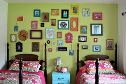 DIY: Make your own painted frames with Krylon