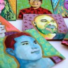 How to make your own Pop Art portraits.