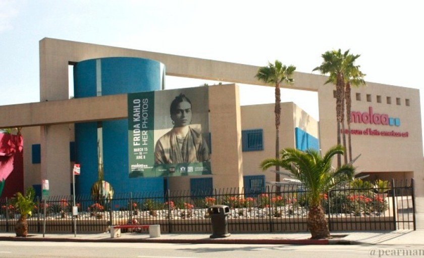 Up close and personal: Frida Kahlo, Her Photos exhibit at MOLAA