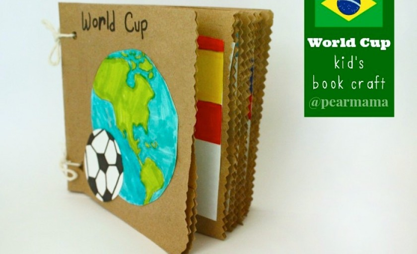 "World Cup Fever: Make your own World Cup team ""book"""