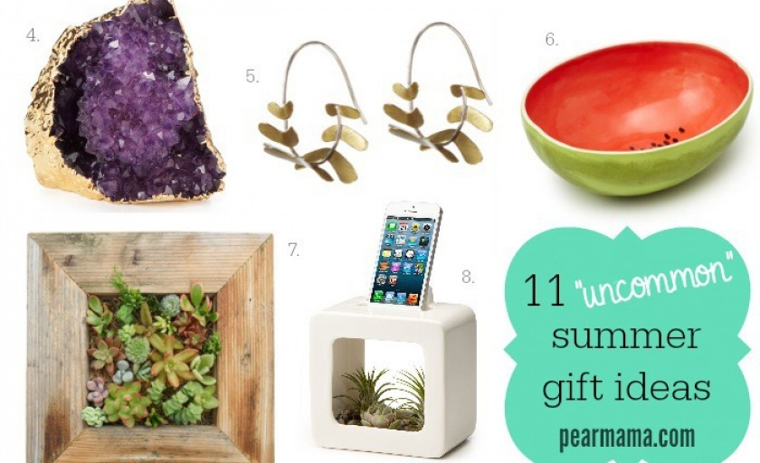 "11 ""Uncommon"" summer gift ideas from Uncommon Goods"