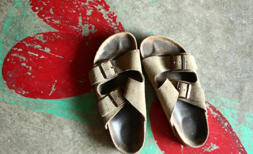 Birkenstocks never went out of style