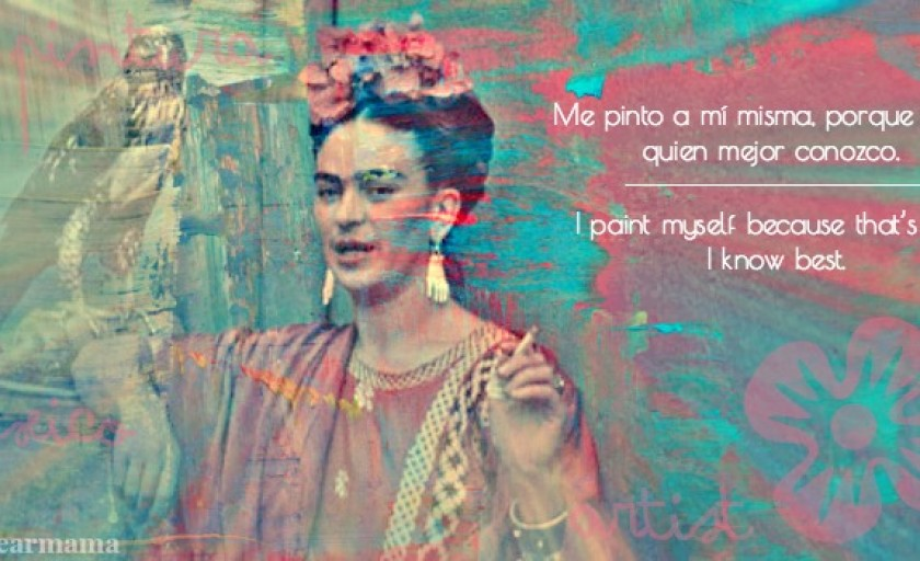 Inspiration: Frida Kahlo