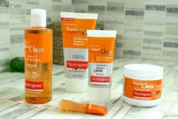 Neutrogena Selfie Teen Party: Taking care of their skin