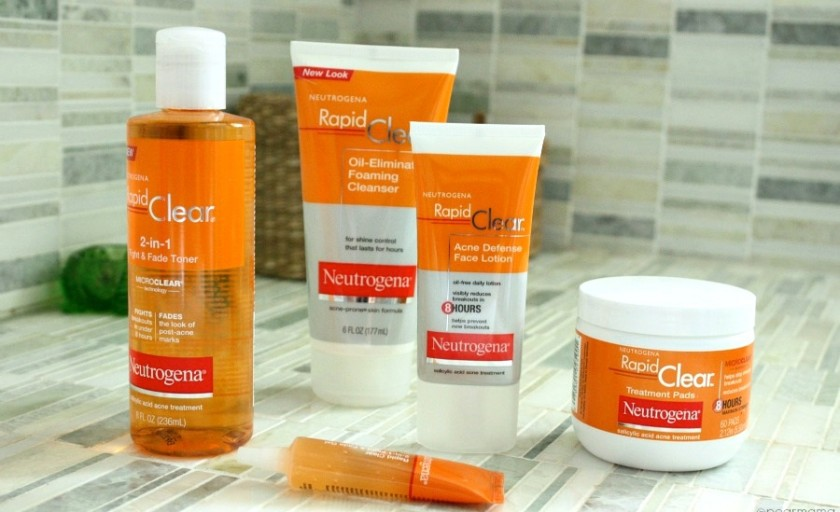 Neutrogena + Teens: Taking care of their skin