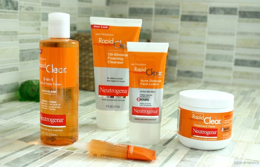 Neutrogena + Teens: Taking care of their skin | Pearmama