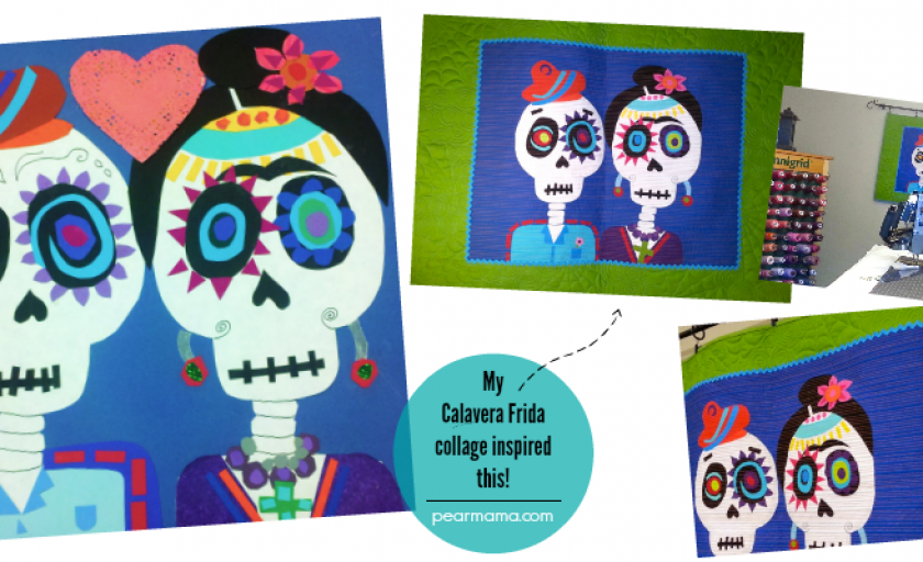 Calavera Frida Kahlo: Inspiring others through art