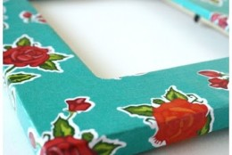How to use Crafty Chica Day of the Dead Craft Paper