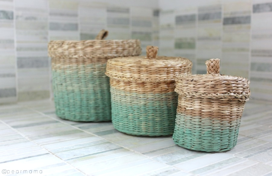 ikea-hack-ljusnan-painted-baskets