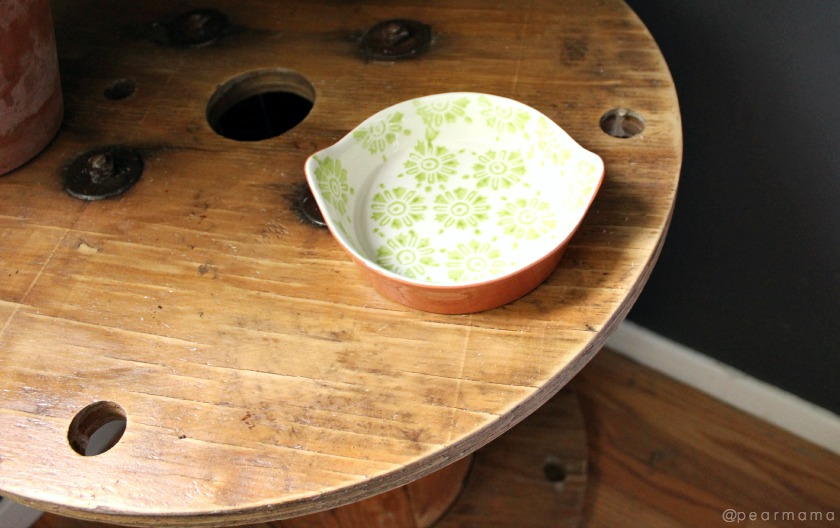 DIY: Why to make a side table from a wooden spool