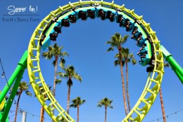 Knott's Berry Farm: Summer fun