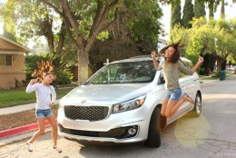 So Cal beach adventure in the Kia Sedona SXL