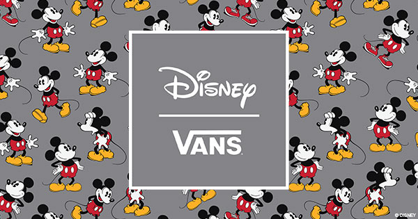 Loving the Disney x VANS Young at Heart Collection.