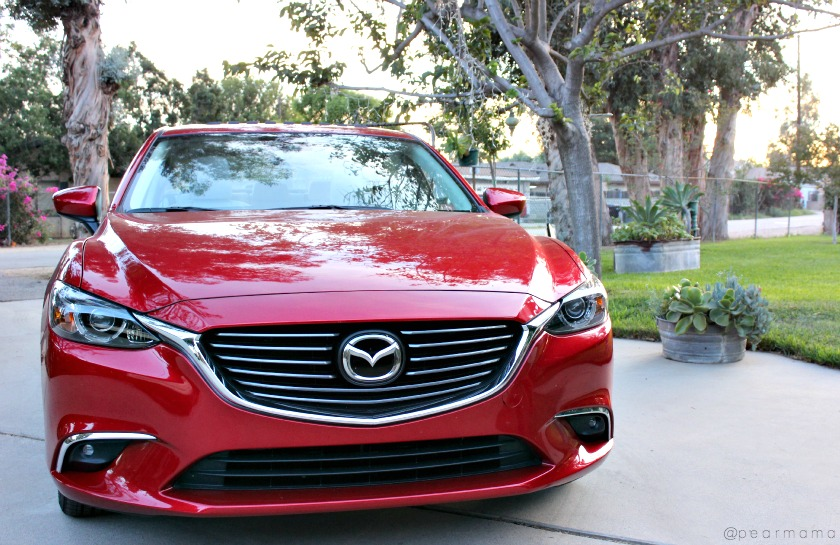 Rock star status: Driving the Mazda 6.