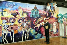 Chicano Art at the Museum of Latin American Art