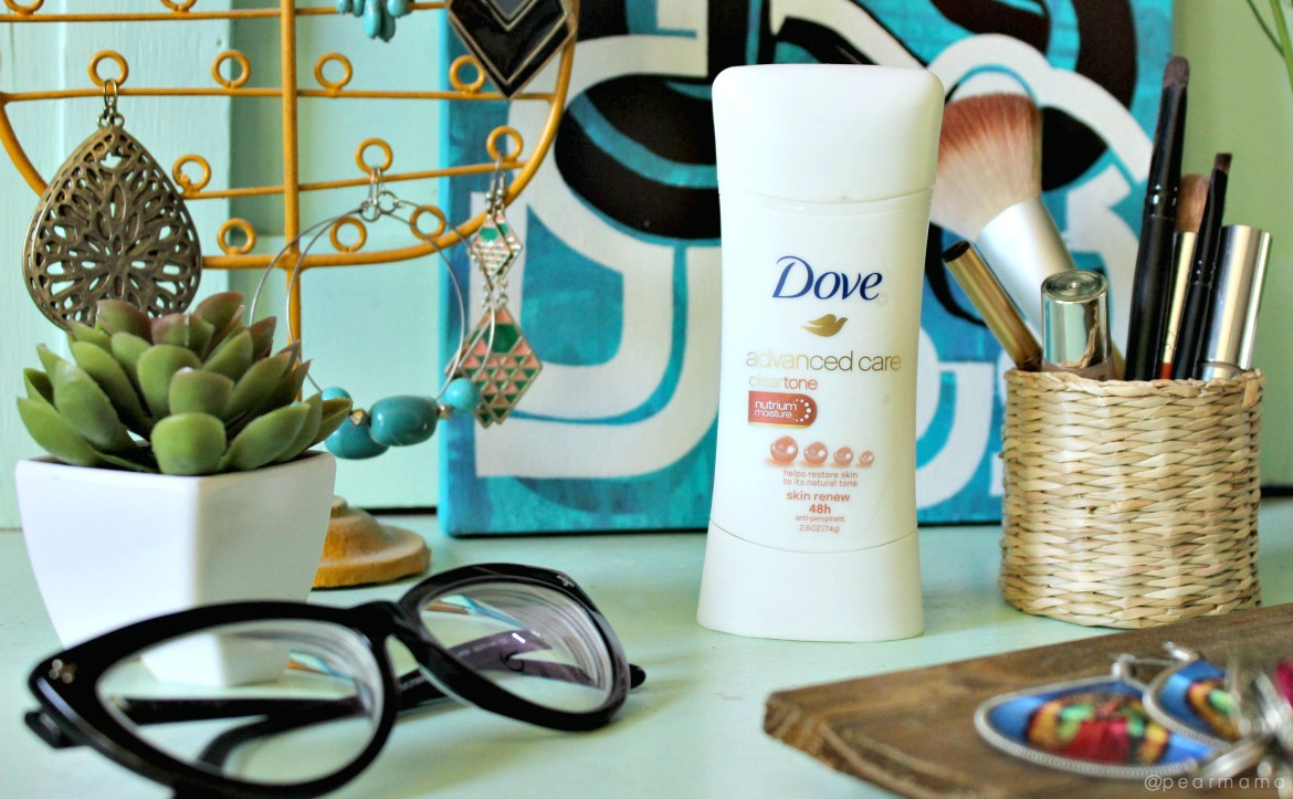 Upgrading my beauty essentials with Dove.