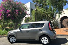 Experiencing Chicano Park in the Kia Soul EV