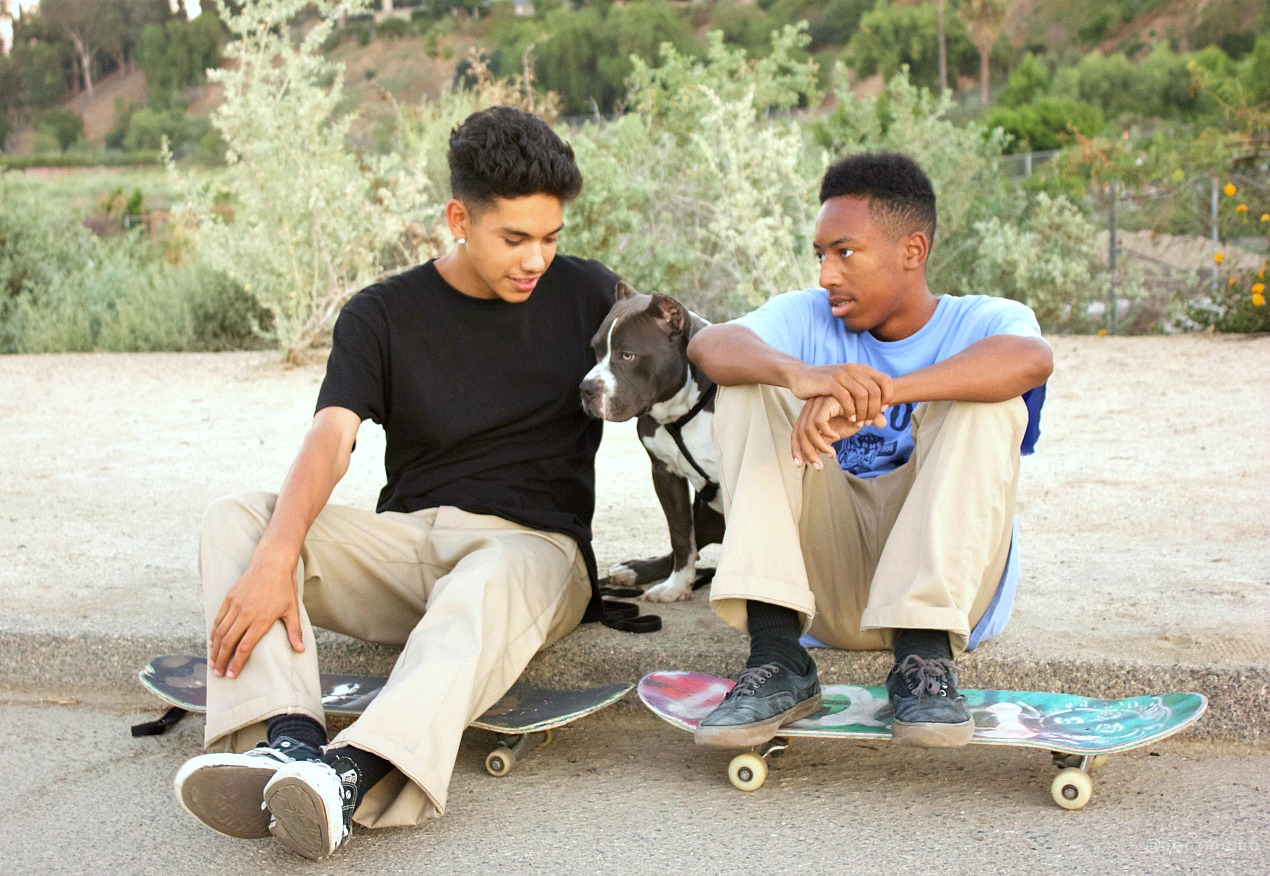multi-racial-boys-skateboarders