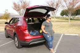 Soccer mom life + the Hyundai Santa Fe