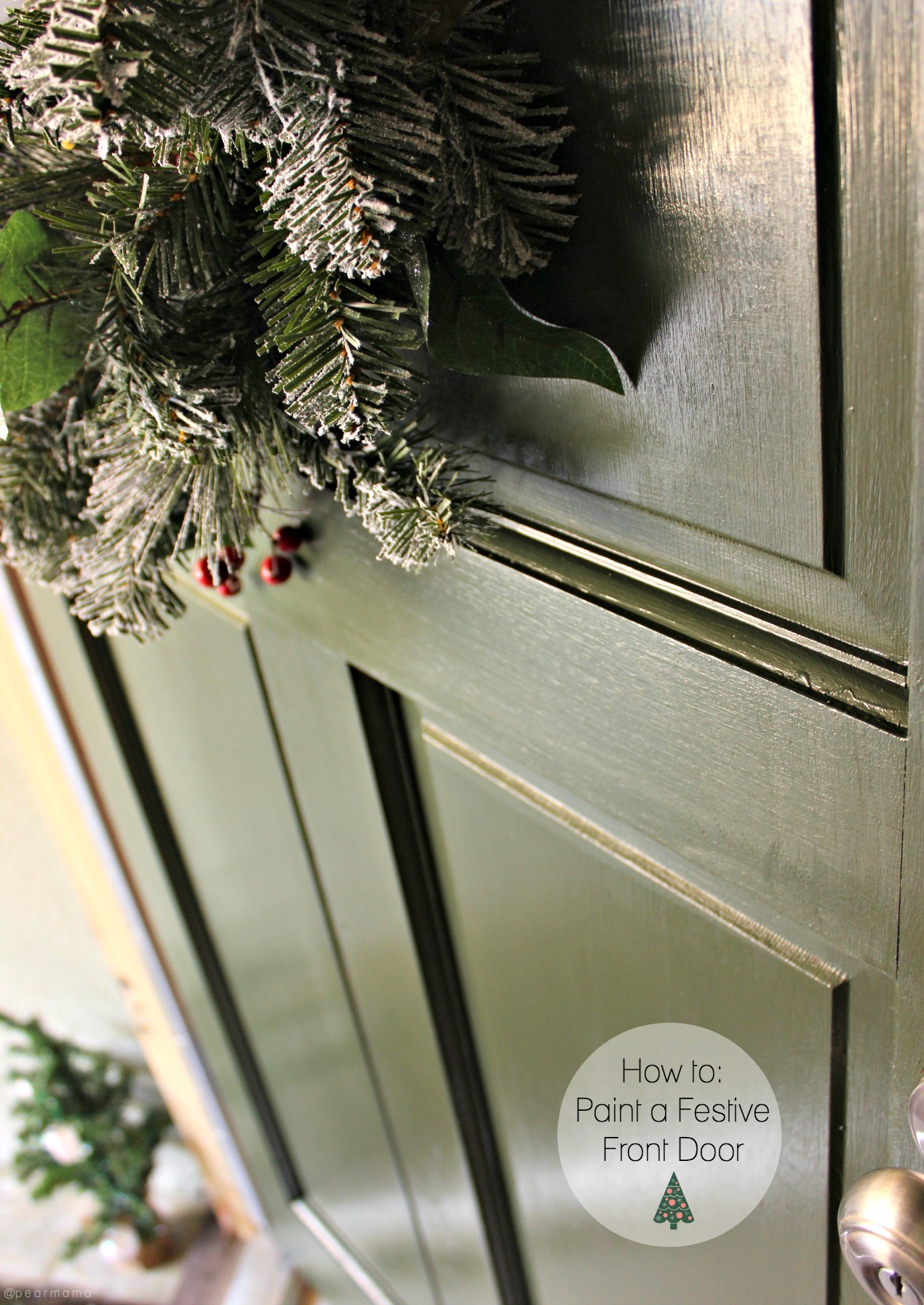how-to-paint-festive-front-door
