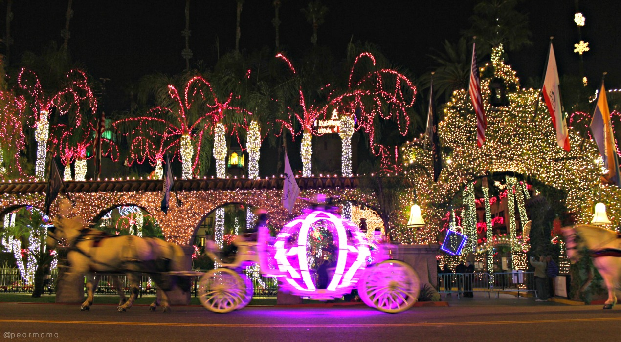 Riverside Local: Mission Inn Festival of Lights | Pearmama