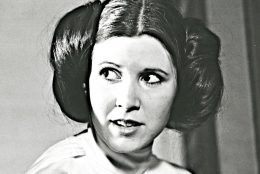 RIP Carrie Fisher | First Princess in the Galaxy