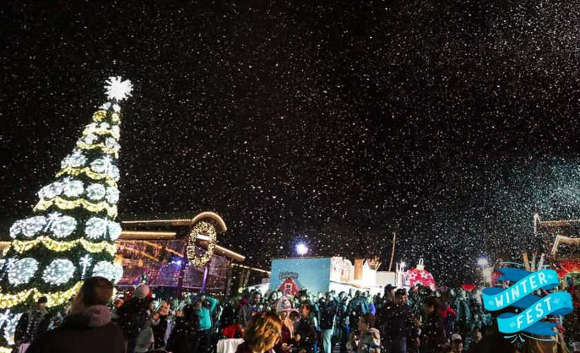 Winter Wonderland Vibes: Winter Fest 2016