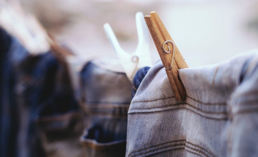 Why I stopped doing my husband's laundry